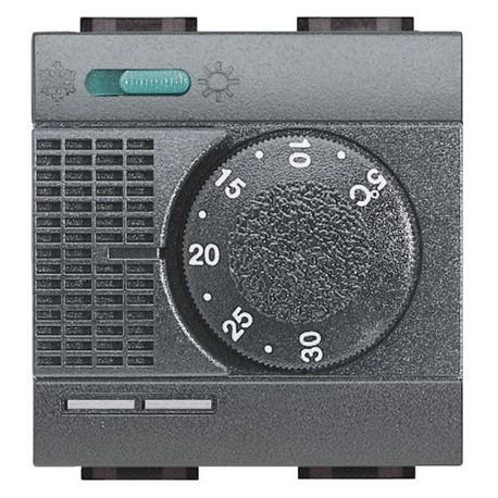 Living int termostato condizionam 230v bticino l4442 for Termostato living bticino