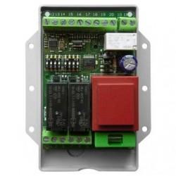 Scheda universale per 2 motori 12-24v con radio ricevente integrata