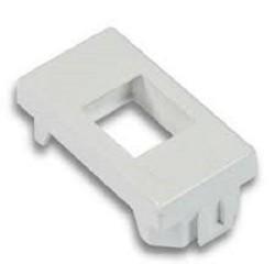 Bticino Matix bianca adattatore per lampade emergenza keystone,RJ45