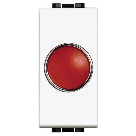 light - portalampada spia rosso BTICINO N4371R