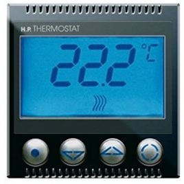 AVE 442085SW TERMOSTATO DISPLAY 230V LIFE 2M