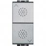 light tech - 2 pulsanti NO interbloccati BTICINO NT4037