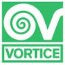 Vortice Ventilatore a soffitto NORDIK EVOLUTION R 140/56 ARGENTO