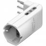 Bticino BTIS3616DE kit - adatt Corner 2 pr bip+1 pr. P30 bia
