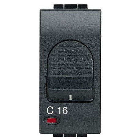 living int - magnetotermico 1P+N 16A 3kA BTICINO L4301/16