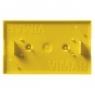 Vimar VIMV71323 Coperchio antimalta per scatola inc. 3M
