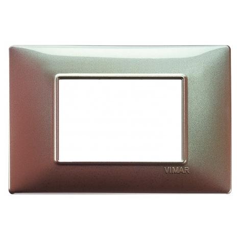 Placca 3M marrone micalizzato