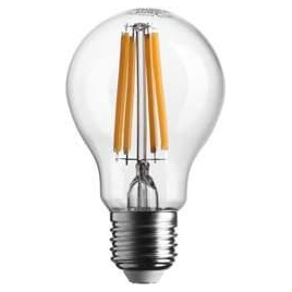 Lampadina Goccia Stick 1521lm 10,0W E27 luce fredda