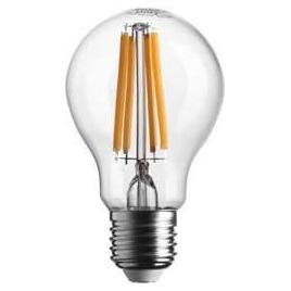 Lampadina Goccia Stick 2452lm 15W E27 Luce fredda