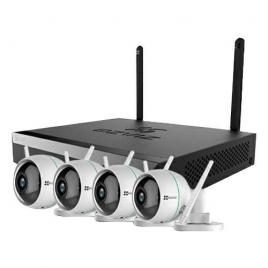 Videosorveglianza SMART Wi-Fi Outdoor Full HD Visione notturna Ascolta