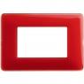 matix - placca 3p colors corallo BTICINO AM4803CRD