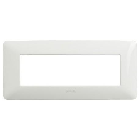 matix - placca 6p bianco BTICINO AM4806BBN