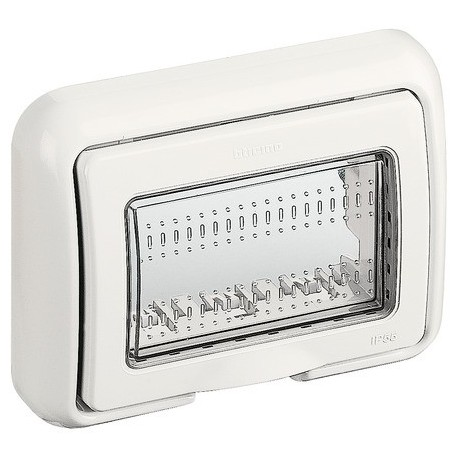 idrobox matix- coperchio IP55 3P bianco BTICINO 25603B