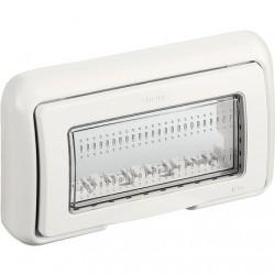 idrobox matix - coperchio IP55 4P bianco BTICINO 25604B