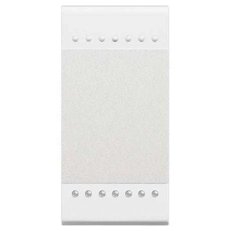 LL - pulsante 1P NO 10A 1m bianco BTICINO N4005N