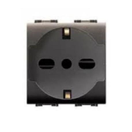 Elettrocanali Life ecl4000 Interruttore unipolare 16AX