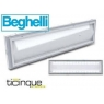 BEGHELLI LAMPADA DI EMERGENZA 11W LED 8H INC IP40 SE ART.1499