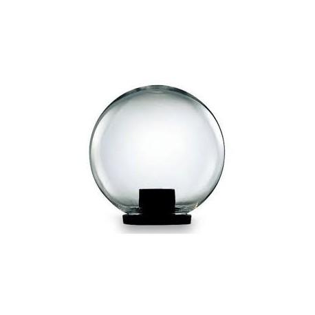 GLOBO SFERA 300MM PER LAMPIONE MONTAGGIO SU PALO D.60MM COLORE OPALE