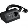 Bticino BTIS3711GU Multip scriv.2m sp16A 2pr10/16+1 P30+USB gr
