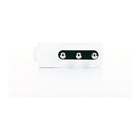 Vimar VIM00207.B Spina 2P+T 16A SPA17 90° bianco