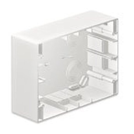 Vimar VIM09920.01 Scatola parete 12-14M bianco