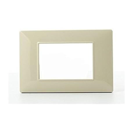 Vimar VIM14653.03 Placca 3M beige
