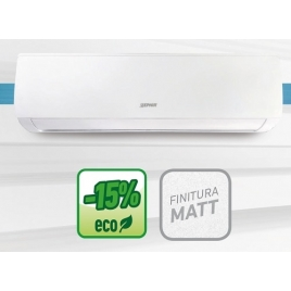 Zephir condizionatore mono dc inverter serie Elegance Finitura Matt ECO -15% 9000BTU